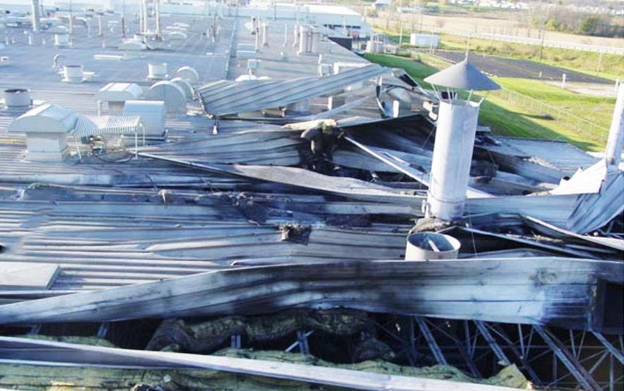 Wybuch pyłu aluminium w Heyes Lemmerz