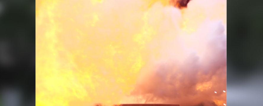 Wybuch pyłu 2